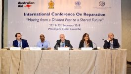 International Conference on Reparations in Sri Lanka